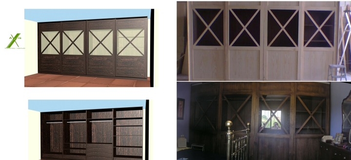 axis carpinteria y diseño madera muebles a medida badajoz decoracion interiorismo extremadura
