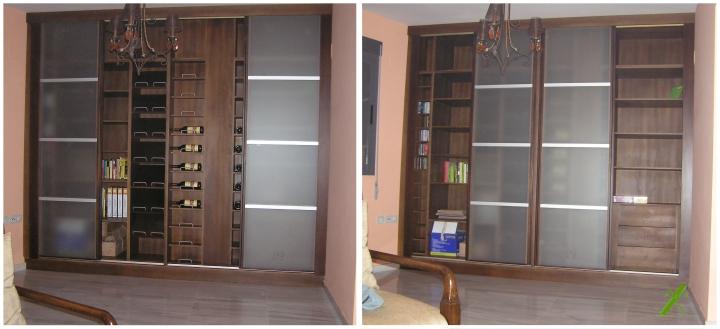 axis carpinteria y diseño decoracion muebles a medida badajoz extremadura libreria de salón (1)