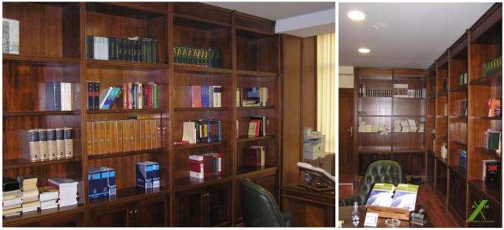 axis carpinteria y diseño decoracion muebles a medida badajoz extremadura libreria de salón (2)