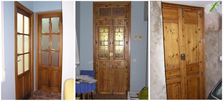 axis carpinteria y diseño madera a medida puertas badajoz extremadura