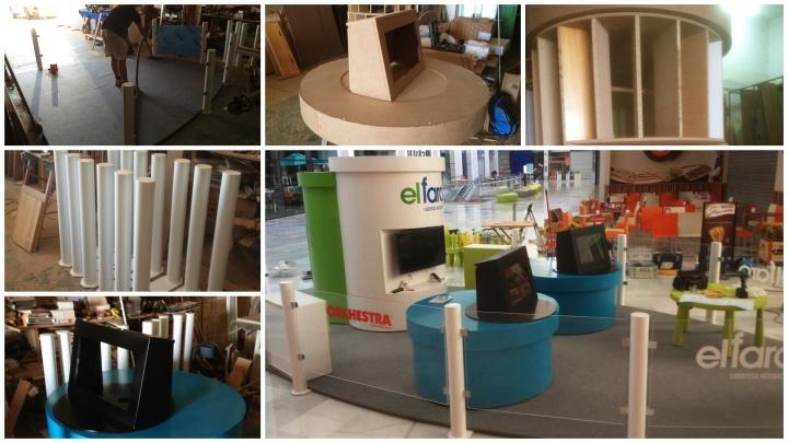 axis carpinteria y diseño madera mobiliario comercial tecnologia creativa el faro badajoz extremadura