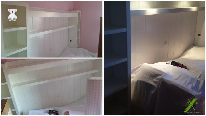 axis carpinteria y diseño mobiliario a medida decoración dormitorio infantil femenino (1)
