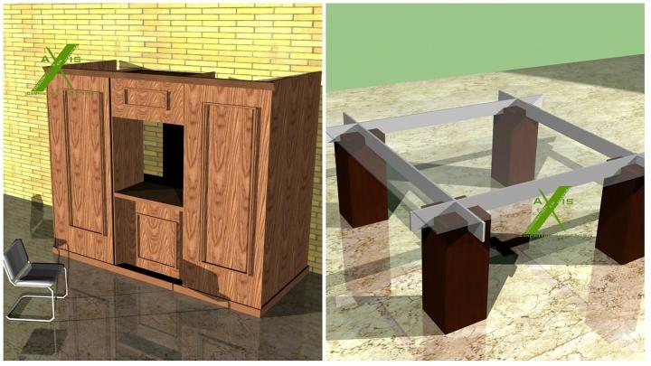 axis carpinteria y diseño mobiliario a medida decoración dormitorio infantil femenino (6)
