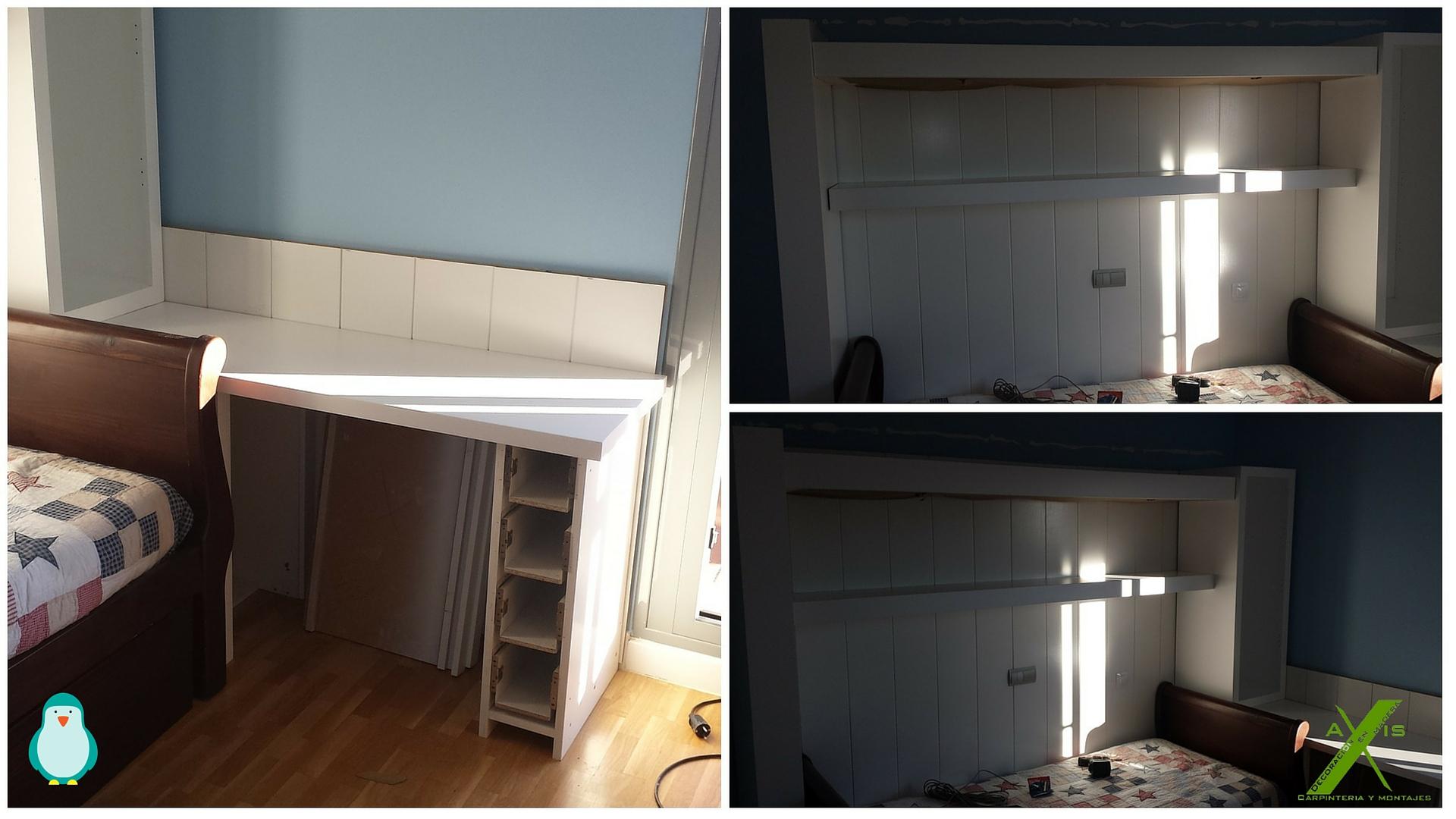 Dormitorio Infantil Axis Carpinter A Y Dise O ~ Dormitorios Infantiles A Medida