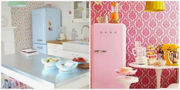 axis carpinteria y diseño mueble a medida interiorismo decoracion años 50 smeg