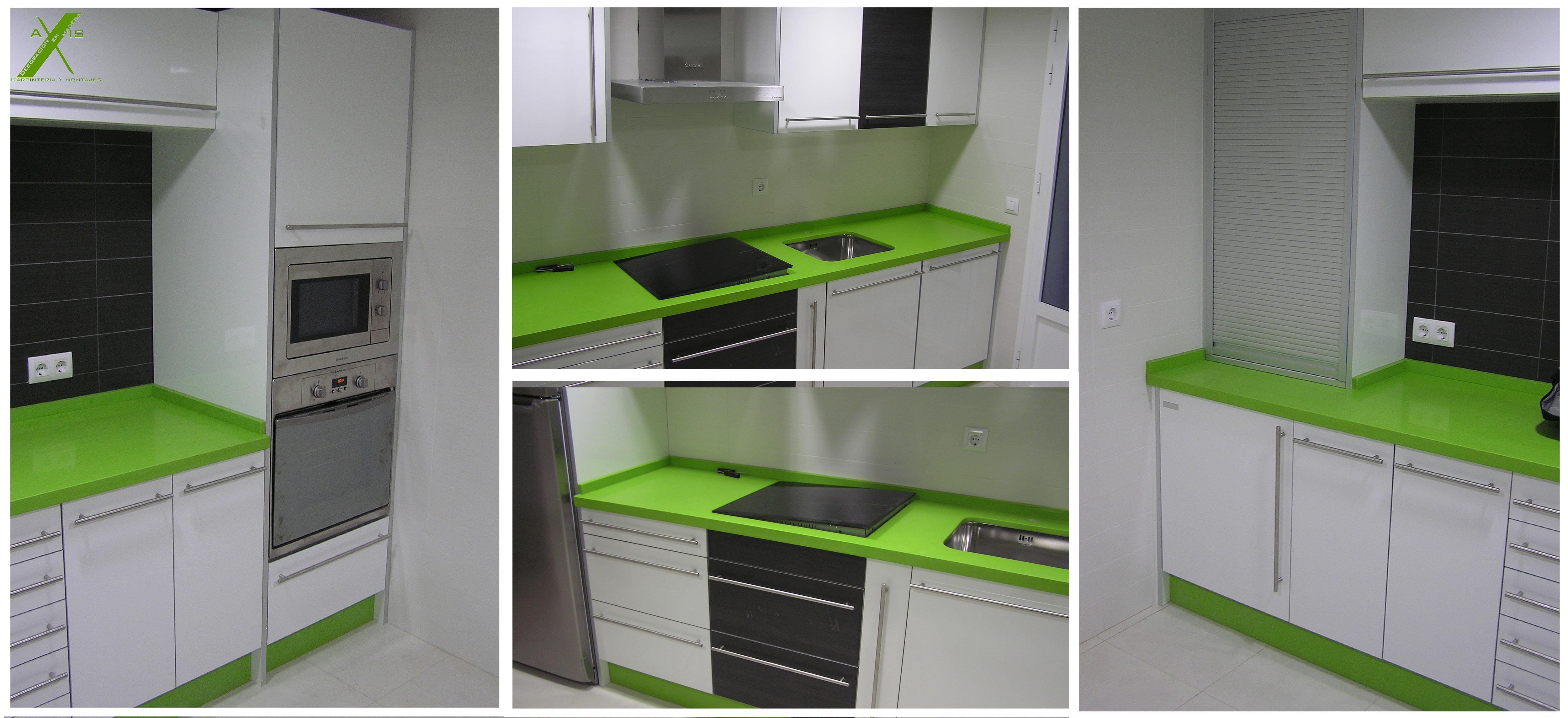 Cocinas – AXIS Carpintería y diseño
