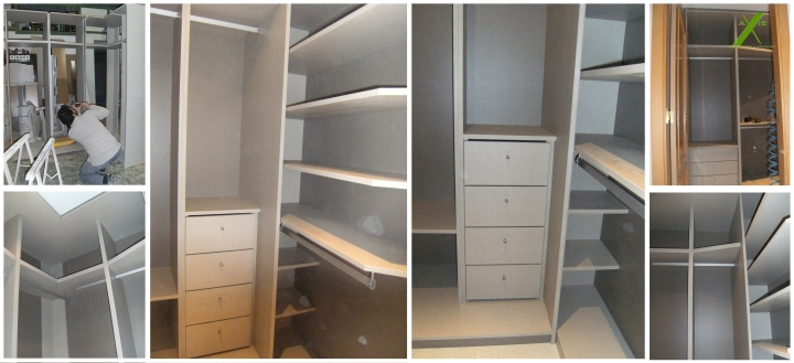 axis carpinteria y diseño mueble a medida madera vestidor badajoz extremadura