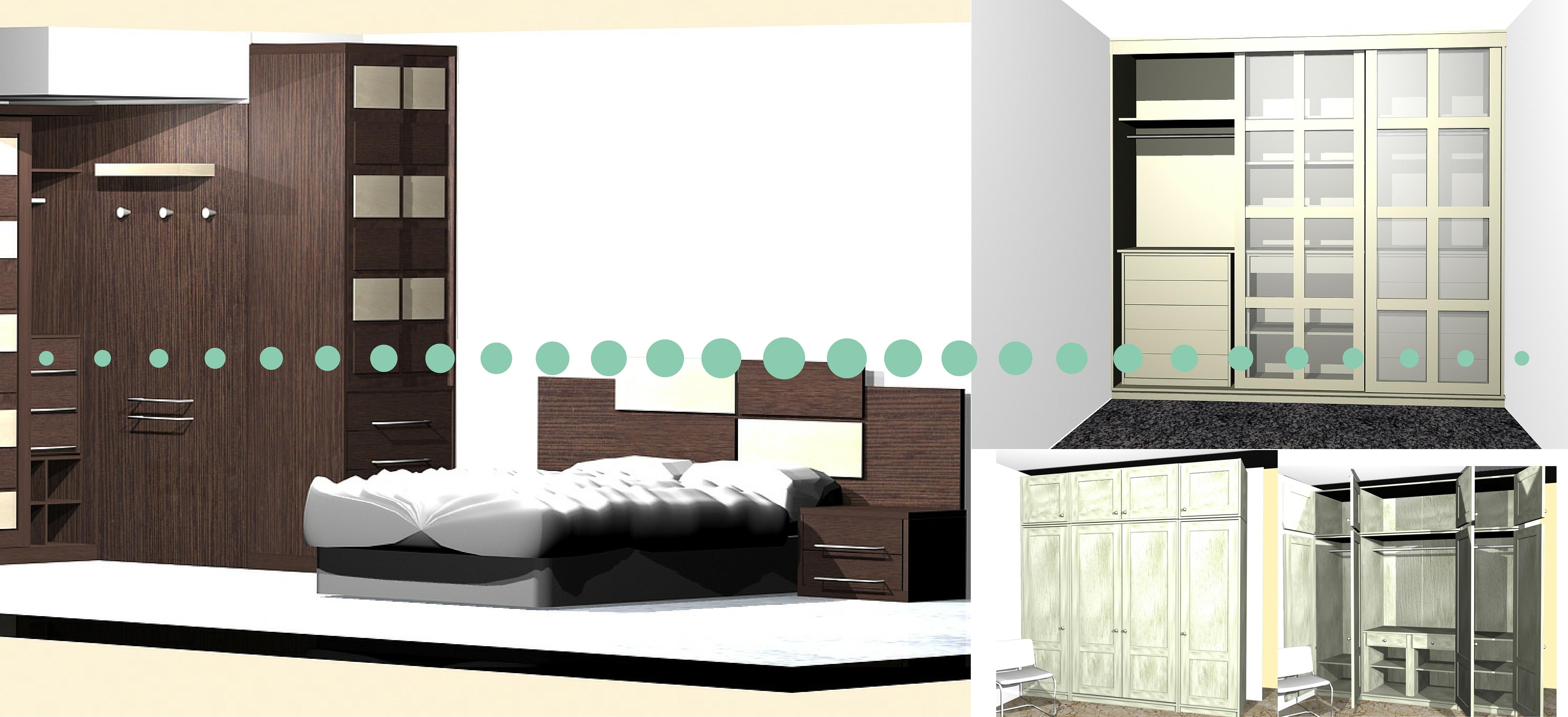 Armarios roperos y empotrados axis carpinter a y dise o for Armarios roperos para dormitorios