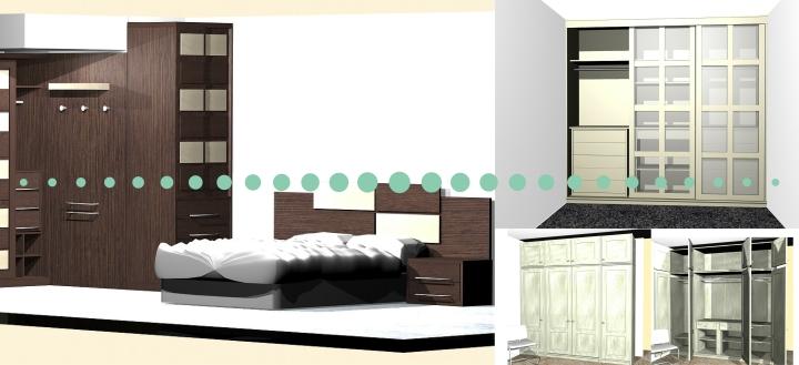 axis carpinteria y diseño muebles a medida armarios empotrados dormitorio badajoz extremadura