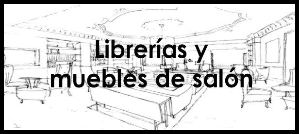 libreria mueble salon salones axis badajoz carpinteria extremadura trabajos diseño a medida