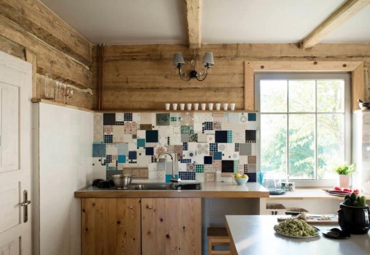 cocina rustico axis carpinteria y diseño interiorismo decoracion badajoz extremadura
